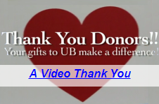 Thank You Donors